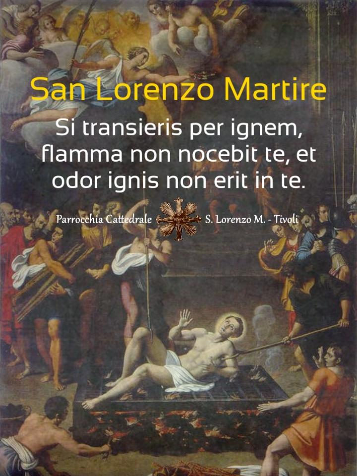Il nuovo sito della Cattedrale svelato oggi nella festa di San Lorenzo