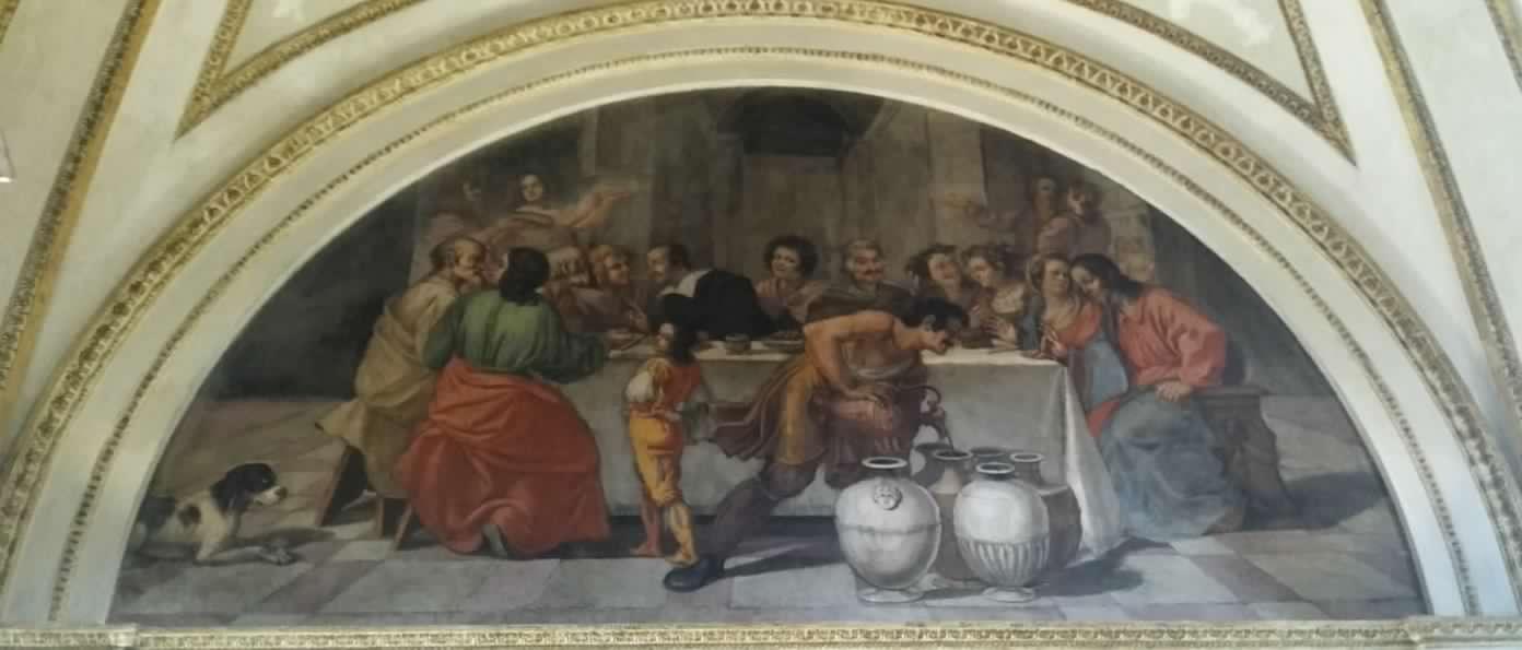 Scopriamo la Cattedrale/2. Le Nozze di Cana